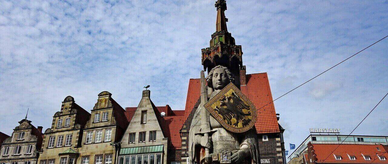 Mädel Bremen, Stadtgemeinde