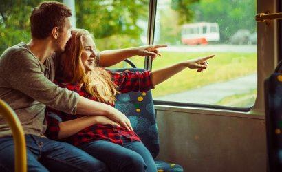 Reisebus für Klassenfahrt gebucht