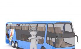 Was verdient man als Busfahrer
