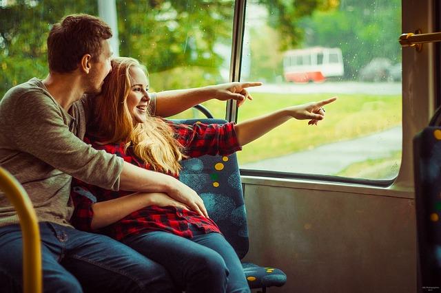 Klassenfahrt mit ausgebildeten Busfahrer